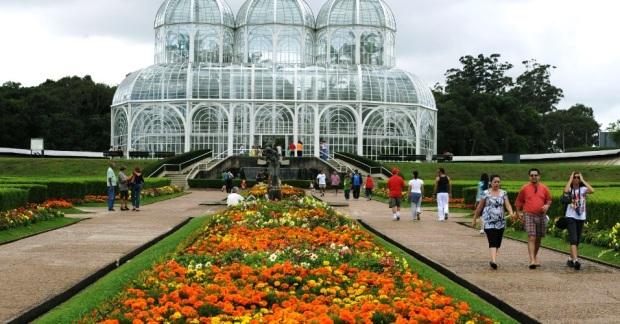 O Palácio de Cristal, em Curitiba, e diretrizes ambientais atendidas
