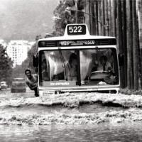 As enchentes do Rio são antigas