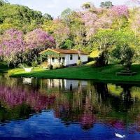 Serra da Bocaina, ideias cristalinas