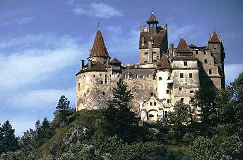 Vista do Castelo sede da Agência