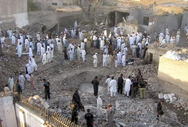 Eleições explosivas no Paquistão
