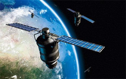 Satélites de telecomunicações, sem considerar os equipamentos no solo