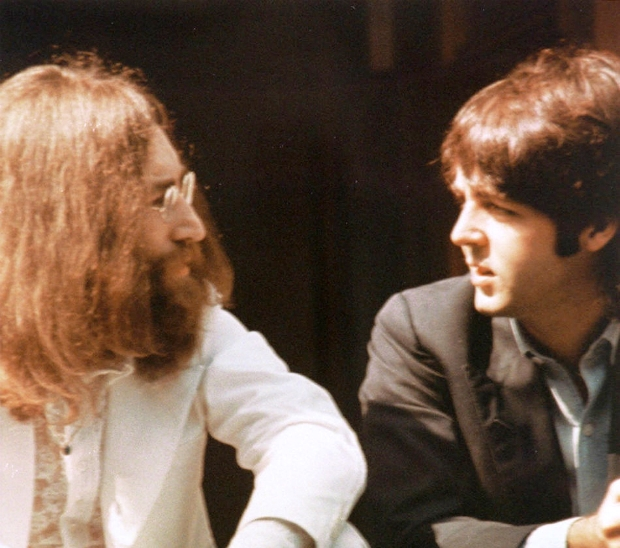 John e Paul, by Linda McCartney