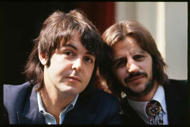 Paul e Ringo, by Linda McCartney