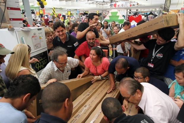 O organizado Black Friday no Brasil