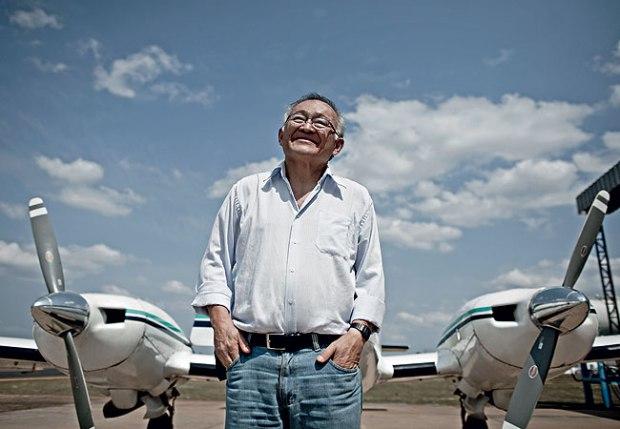 Muito grato, Sr. Takeshi Imai