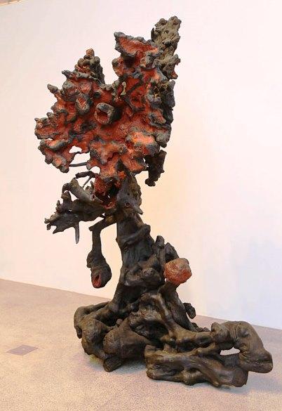 Obra de Frans Krajcberg