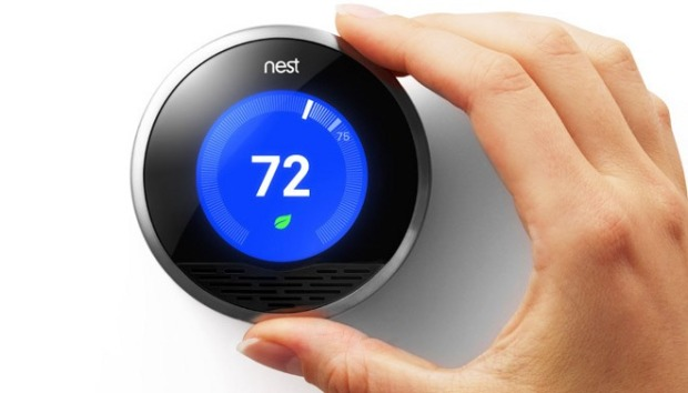 Termostato Next - design e inteligência