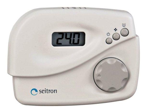 Imagem do termostato tradicional