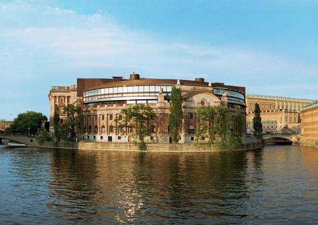 A sede do Riksdagen