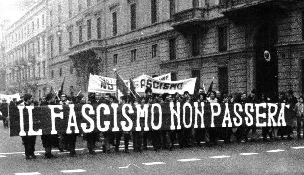 O fascismo não passará