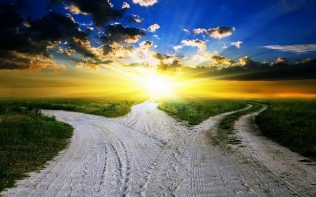 Escolha o caminho da sua liberdade!
