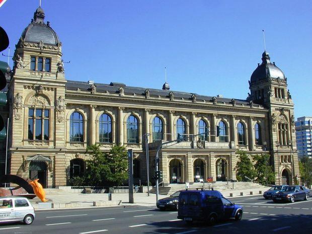 A Sala de Concertos de Wuppertal