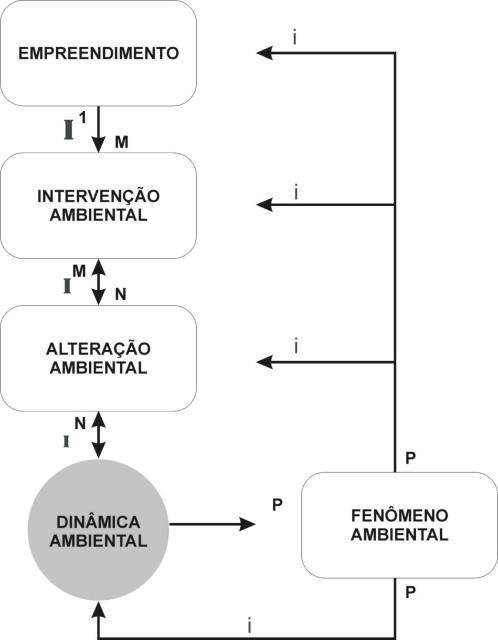 Estrutura conceitual da Transformação Ambiental