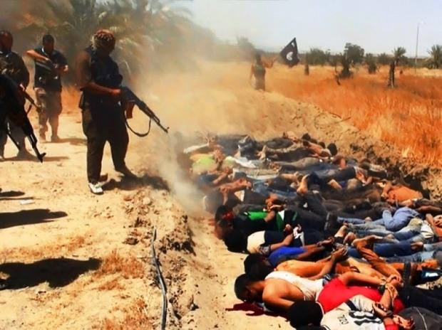 A vanguarda destruidora do Estado Islâmico