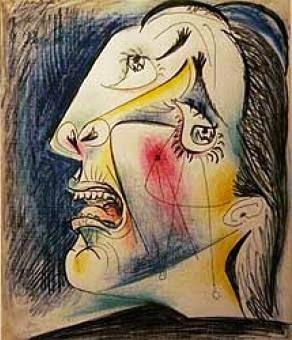 Quadro de Pablo Picasso