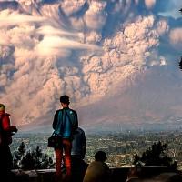 Violenta erupção nos Três Poderes