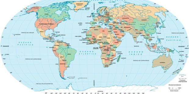 Onde vivem os que consomem o planeta