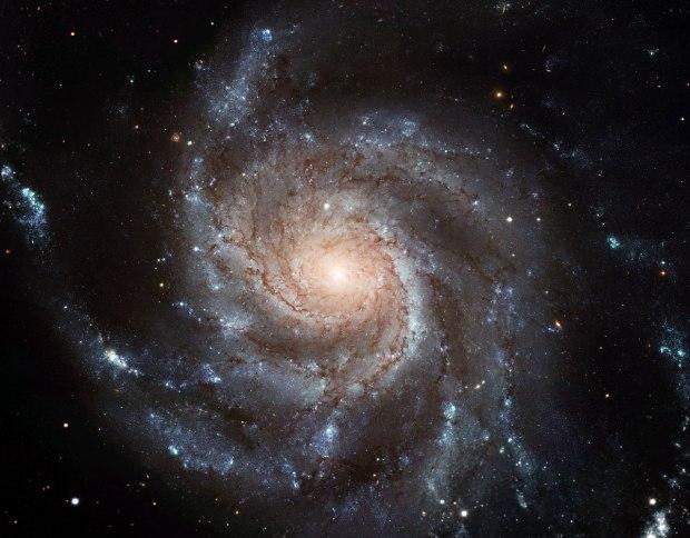 As imagens do Hubble são indecifráveis e assustadoras