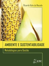 Arte da 1ª capa de AMBIENTE e SUSTENTABILIDADE – Metodologias para Gestão