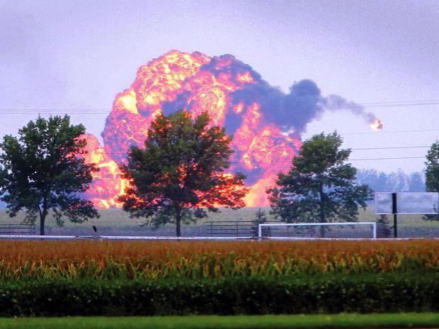Como previsto, a Anta explode em voo