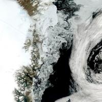 Verão na Groenlândia