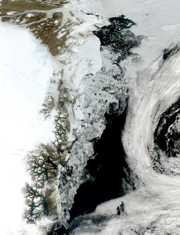 Registro da NASA, Jeff Schmaltz, MODIS Land Rapid Response Team
