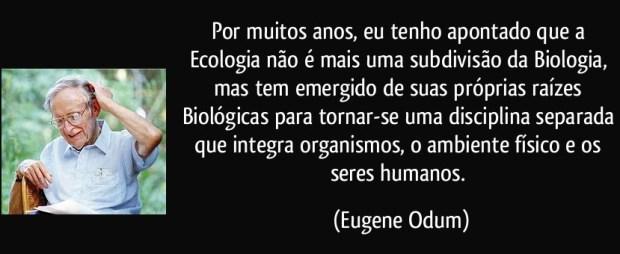 Professor Eugene Odum