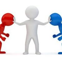Dicotomia e conflitos
