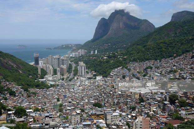 A doce Favela da Rocinha